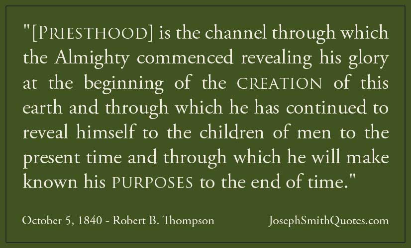 Priesthood-is-the-channel